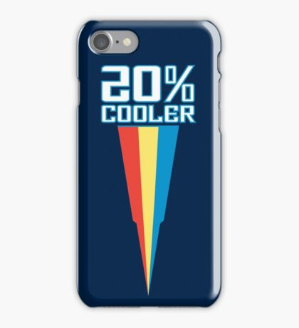 20% COOLER iPhone Case/Skin