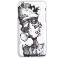ZOMBIE GI ©2014 iPhone Case/Skin