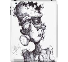 ZOMBIE GI ©2014 iPad Case/Skin