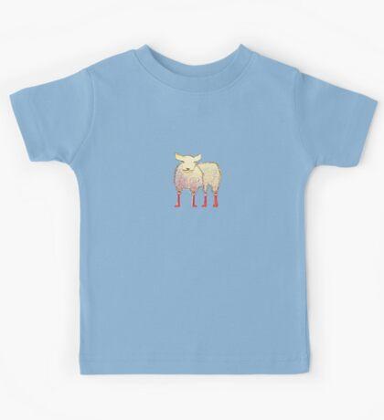Heifer Stocking'd Sheep Kids Tee