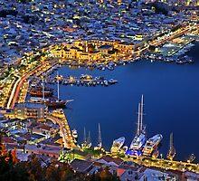 Pothia nights - Kalymnos island by Hercules Milas