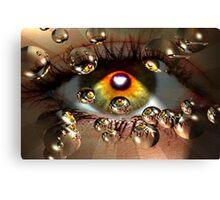 Seeing Eye to Eye Canvas Print