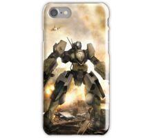 Concrete Rage iPhone Case/Skin