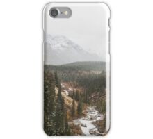 holocene iPhone Case/Skin