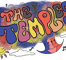 Temples by RockandRoll Maker