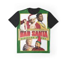 Bad Santa Graphic T-Shirt