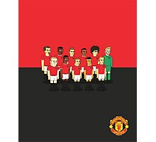 Manchester United Photographic Print