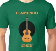 Wonderful Flamenco Spain Unisex T-Shirt