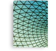 British Museum 2 Canvas Print