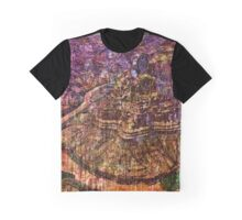Desert Varnishes - Grand Canyon Graphic T-Shirt