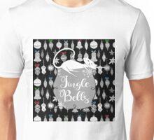 Jingle Bells (Christmas Cats) Unisex T-Shirt