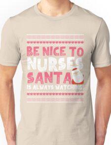 Gifts For Nurses Christmas Gift Unisex T-Shirt