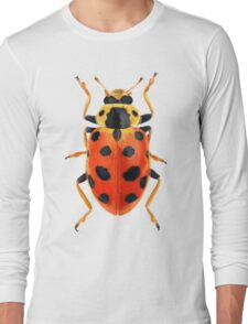 Orange Beetle Long Sleeve T-Shirt