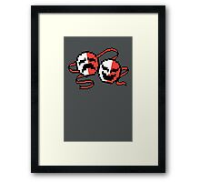 Mario II: A Drama in Seven Acts Framed Print