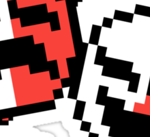 Mario II: A Drama in Seven Acts Sticker