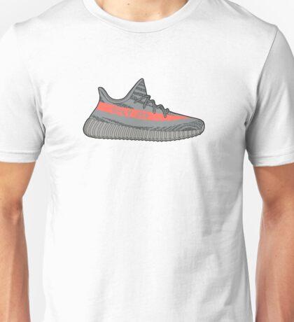 Adidas Yeezy Boost 350 V2 Beluga Minimalist  Unisex T-Shirt