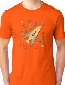 Vintage Space Rock  Unisex T-Shirt