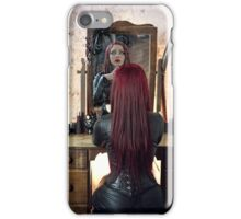 Red Vanity  iPhone Case/Skin