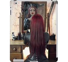 Red Vanity  iPad Case/Skin
