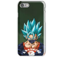 Super Saiyan Blue BAPE God Vegito iPhone Case/Skin