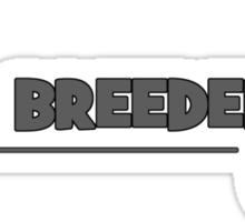 Official Breeder Sticker