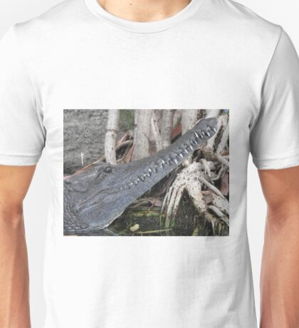 Freshwater Crocodile Unisex T-Shirt