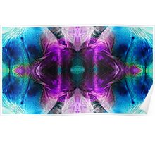 Abstract Art - Stargazer - By Sharon Cummings Poster