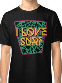 i love surf Classic T-Shirt