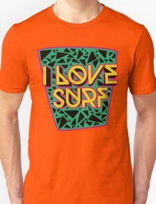 i love surf T-Shirt