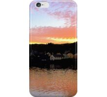 Union hall- Skibbereen Co Cork Ireland iPhone Case/Skin