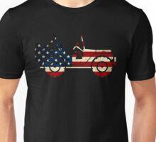 Jeep Classic (Flag Design) Unisex T-Shirt