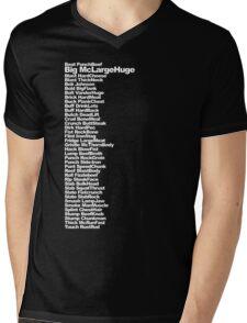 Big McLargeHuge Mens V-Neck T-Shirt