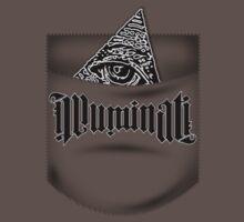 Illuminati In My Pocket  by RooDesign