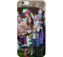 The Cast of Sleeping Beauty iPhone Case/Skin