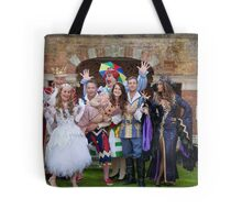 The cast of Sleeping Beauty Tote Bag