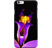 Slightly Horny - Orchid Alien Discovery iPhone Case/Skin