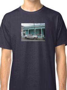 Old Jalopy - Cuban Street Car Classic T-Shirt
