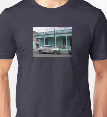 Old Jalopy - Cuban Street Car Unisex T-Shirt