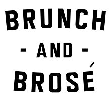 Brunch and Brose Photographic Print