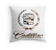 Cadillac Throw Pillow