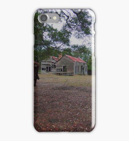 old shack iPhone Case/Skin
