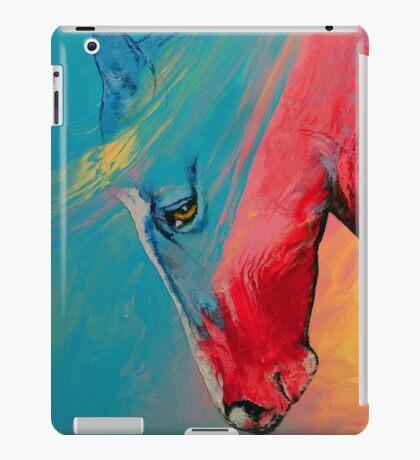 Painted Horse iPad Case/Skin