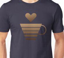 Coffee is love Unisex T-Shirt