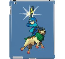 Go-Goat and Mega Man iPad Case/Skin