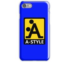 A style - programming - Fuck iPhone Case/Skin