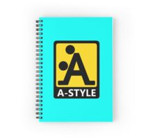 A style - programming - Fuck Spiral Notebook