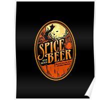 Spice Beer Poster