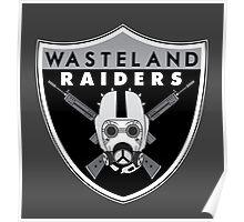 Wasteland Raiders Poster