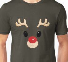 Rudolph the Red Nose Reindeer Unisex T-Shirt