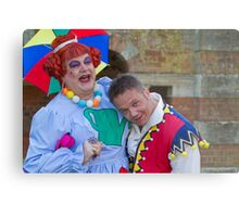 Bobby Crush and Jamie Rickers in Sleeping Beauty Metal Print